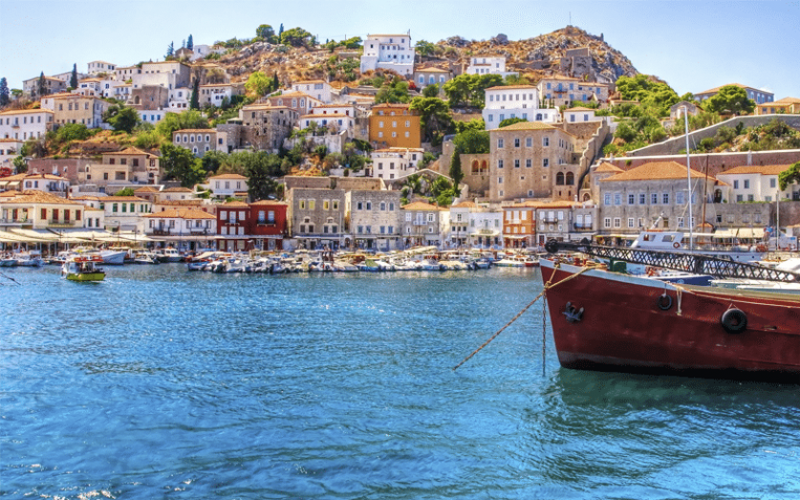 CITY GUIDE: Spetses & Hydra